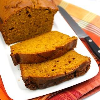 Pumpkin-Spice Bread with Orange Zest + VIDEO