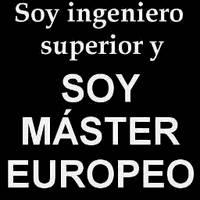 #soymastereuropeo