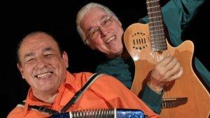 Carlos y Luis Enrique