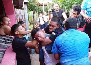 agresión policial bluefields