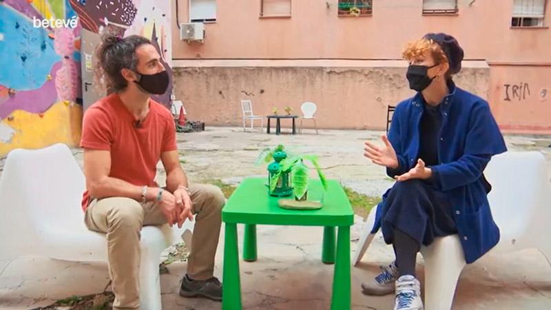 Enriquezarte Centro Cultural Barcelona Voluntariado 3