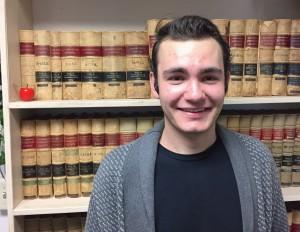Griffith Swidler, Nebraska Appleseed Health Care Access Program intern