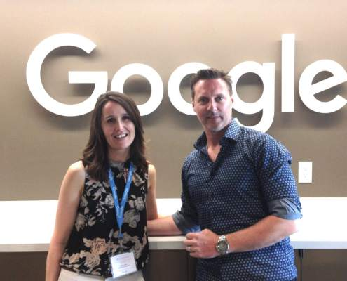Enrollment Resources conversion experts at the 2017 international Peak Performance event for the world's top 40 Google AdWords power users.