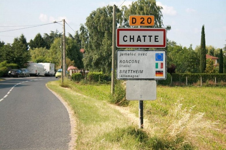 chatte isère