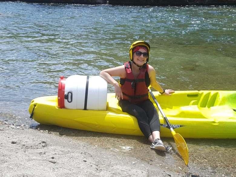 canoe le moulin saint bauzille