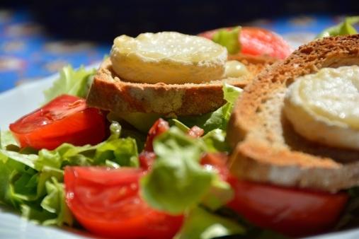 salade cévenole
