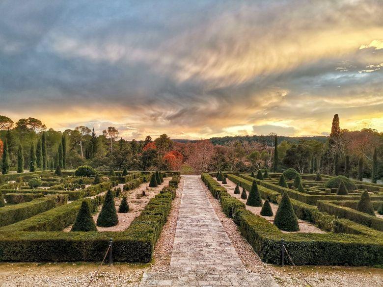 jardins domaine de restinclières
