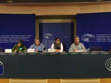 En Ruta Todos a Una en el Europarlamento 05