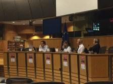 En Ruta Todos a Una en el Europarlamento 10