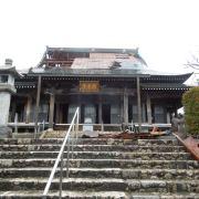 台風21号、比叡山延暦寺大霊園本堂被害状況写真