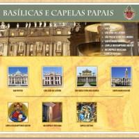 Semana Santa - Peregrinação virtual pelas Basílicas e Capelas
