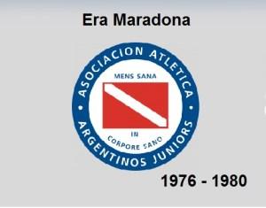 La historia de Maradona - Argentinos Juniors