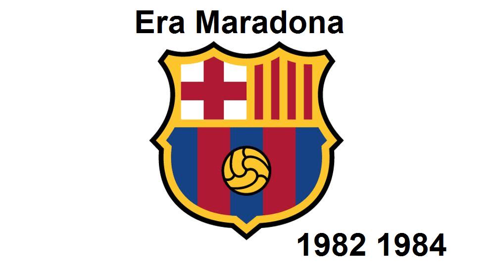 Maradona en Barcelona 1982 - 1984