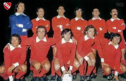 Finales Copa Libertadores Final 1972 - Independiente (Argentina)