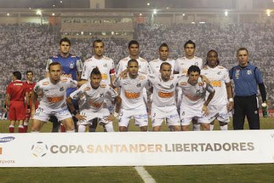 Finales Copa Libertadores Final 2011 - Campeón: Santos (Brasil)