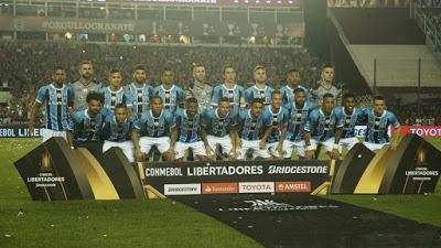 Finales Copa Libertadores Final 2017 - Campeón: Gremio (Brasil)