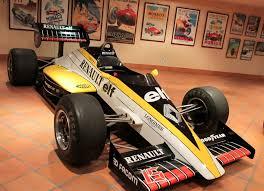 Renault en la F1 - El auto de Tambay