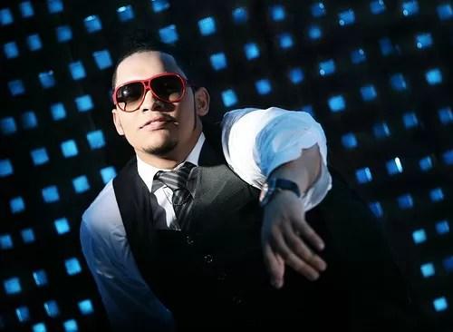 Actuación de Rafely Rosario en el concierto de Tony Dize