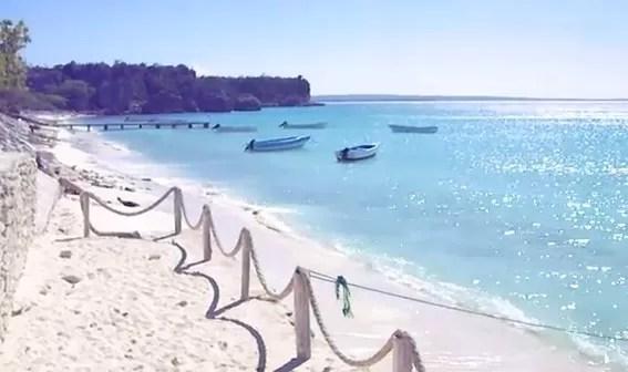 Un paraíso natural en la región sur de República Dominicana