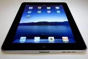 Restaurantes cuelgan sus menús en iPads