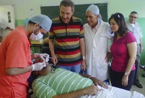 UASD realizó jornada odontológica Puerto Plata