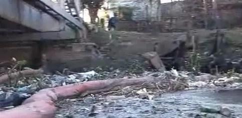 Uno de los ríos mas sucios del mundo se encuentra en Argentina