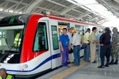 Segunda línea del Metro será inaugurada el 27 de febrero