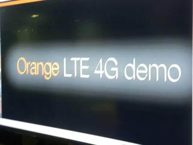 Orange Dominicana realiza prueba en miras de lanzar red 4G para el 2012