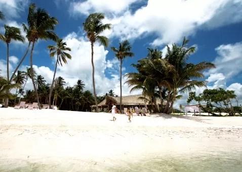 Atención a los ricos de Ensegundos.net que van a estar por Punta Cana en Semana Santa