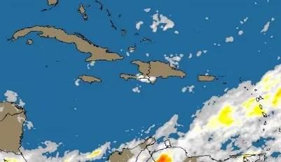 Meteorología pronostica aguaceros y tronadas aisladas por acercamiento de vaguada