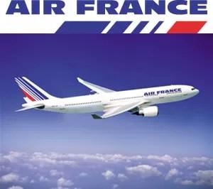 Francia encuentra la cola del avión Air France