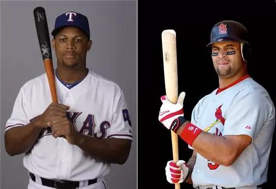 """Dos Dominicanos """"Latinos de la Semana"""" en MLB"""