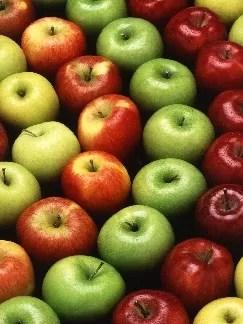 Comer  manzana ayuda a controlar el colesterol y el peso