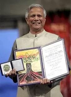 Premio Nobel de Paz pierde empleo