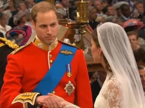 Cosas que no se vieron en la boda Real…..