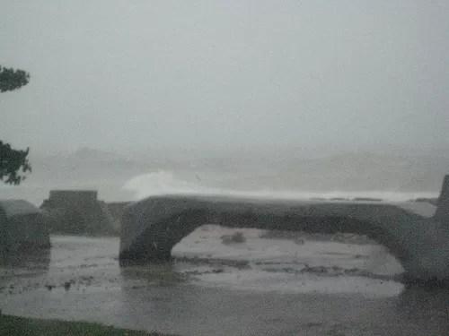 Alertan la población ante posibles inundaciones