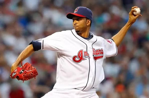 """""""Popeye"""" el lanzador perfecto de los Indios de Cleveland"""