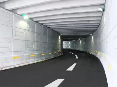 Obras Públicas abrirá este miércoles el túnel va hacia la UASD