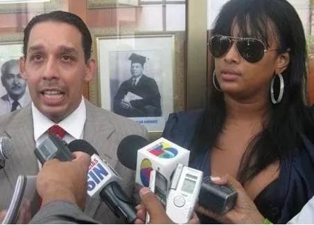 Tribunal en  San Cristóbal coloca impedimento de salida da Venya Carolina