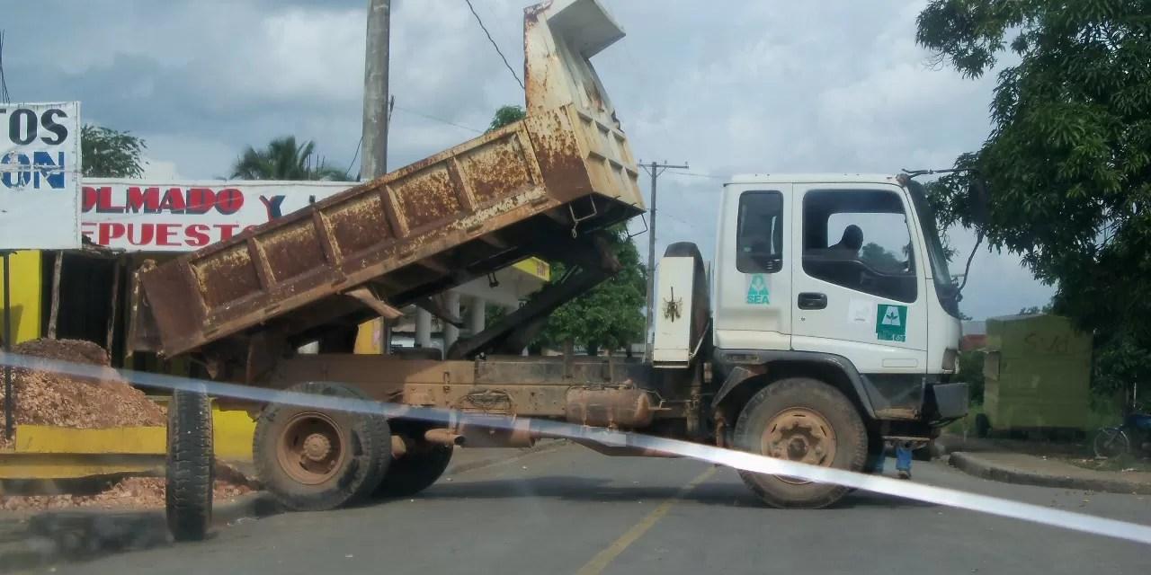 Cero vehículos  pesados durante las fiestas navideñas