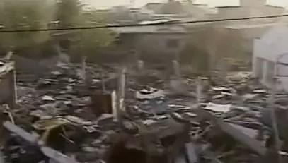 Video: Explosión misteriosa en Argentina deja una mujer muerta y 8 heridos