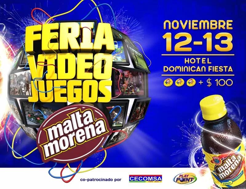 Malta Morena prepara la primera feria de videojuegos en la República Dominicana