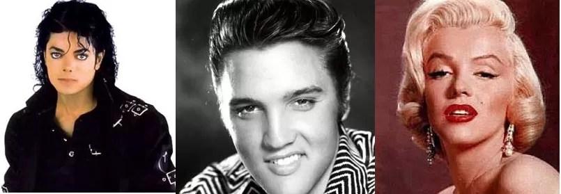 Michael Jackson, Elvis y Marilyn, los muertos que ganaron más dinero, según Forbes