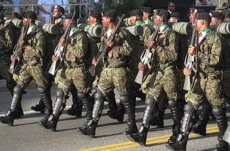 República Dominicana desplegará 1,500 soldados en Frontera