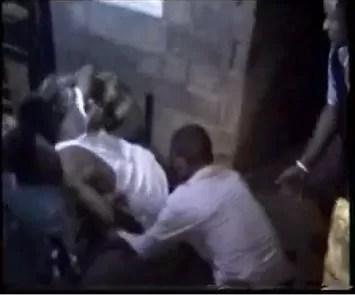 Video: Abusos de la Policía Nacional en la provincia Valverde