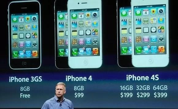 China: Apple suspende la venta del iPhone 4S por razones de seguridad