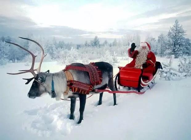 Autoridades EEUU autorizan a Santa Claus a sobrevolar espacio aéreo nacional