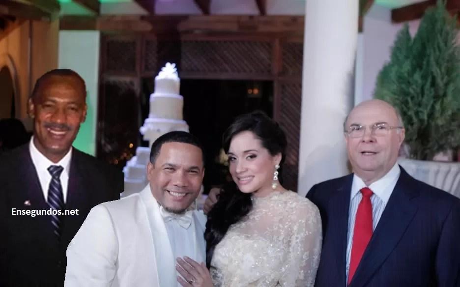 El Jay Payano no podía faltar a la boda del Torito