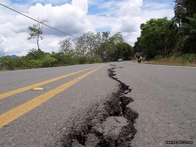 Temblor de ayer  causó  daños a escuelas y viviendas