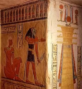 Descubren tumba de cantante egipcia que vivió hace casi 3.000 años
